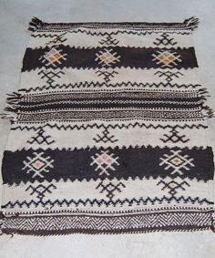 Inventory of Small Size Rugs from Morocco Yacobea, Zanafi, Marmucha