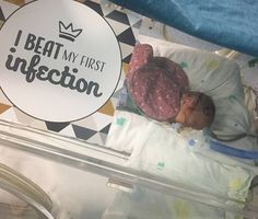 Inspired By Her Own Son's Journey, Mom Creates Milestone Cards for Premature Babies