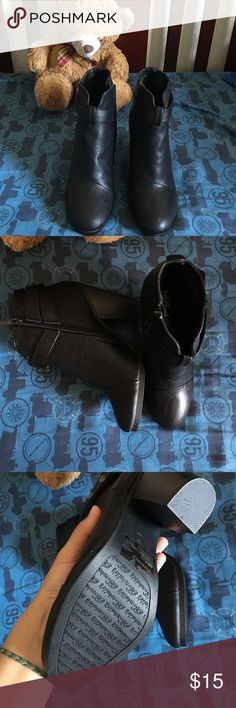 Botties Brand new black botties Reflection Shoes Ankle Boots & Booties