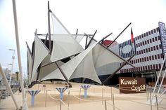 Павильон Кувейта на Expo-2015 Милан, Милан, 2015 - итало рота