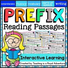 Prefix Reading Passa