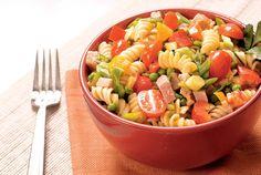 Salată de paste cu legume | Retete culinare - Romanesti si din Bucataria internationala