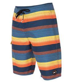 a1cf67a5cb O'Neill Santa Cruz Stripe Board Shorts - Men's 21