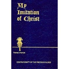 My Imitation of Christ: Confraternity of the Precious Blood Version
