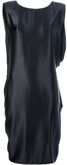 fd0bde7af047d LANVIN Draped Back Dress. Haute Couture, Ma Petite Garde-robe, Techniques  Drapage