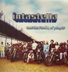 Intastella And The Family Of People