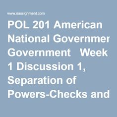 pols 201 the constitution Study flashcards on pol 201 complete class all dqs, quizzes and final paper/ american national government at cramcom quickly memorize the terms, phrases and much more.