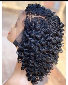 Short Box Braids Hairstyles, Braids Hairstyles Pictures, Faux Locs Hairstyles, Twist Braid Hairstyles, Braided Hairstyles For Black Women, African Braids Hairstyles, Hair Twist Styles, Braid Styles, Curly Hair Styles