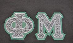 Ready to Ship Greek Letter Shirt - Phi Mu