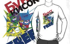 FREE PUSSY RIOT RUSSIAN  T-Shirts, hoodies   $30 click this pin to find more cool t-shirt design