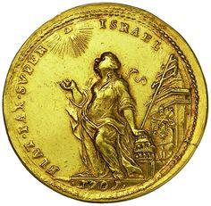 Artemide Aste - Asta XXVI: 1266 - Clemente XI (1700-1721) Medaglia a.I - Dea Moneta