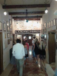El rincón de las especias  #Bodega #Vinos #SpanishCourses #CursosdeIdiomas #COE #HELIA #HeretatDeCesilia #Alicante