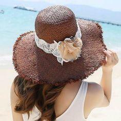 Gorgeous 36 Best Hat for Go to Beach http://clothme.net/2018/02/07/36-best-hat-go-beach/