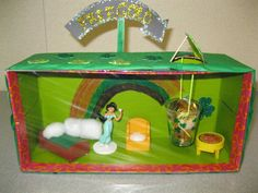First Grade Chatter: Leprechaun Traps