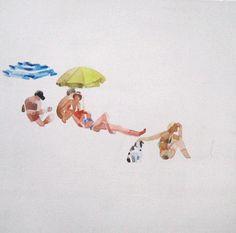 Gabrielle Raaf, Girl and Dog