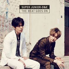 Donghae and Eunhyuk - The Beat Goes On