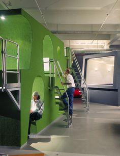 KBP West Offices / Jensen Architects
