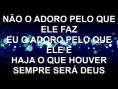 Deus é Deus - Delino Marçal (playback legendado) - YouTube Facebook Instagram, Hd Video, Windows 10, Gospel Song Lyrics, Swimming Pools
