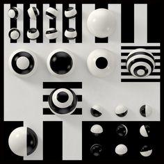 Space / Balls on Digital Art Served