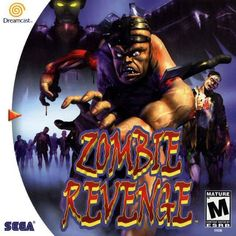 Zombie Revenge Sega Dreamcast Complete Game in great condition and available for sale. Online Video Games, Latest Video Games, Playstation, Ps3, Game Of The Day, Beat Em Up, Zombie Movies, Sega Dreamcast, Wii U
