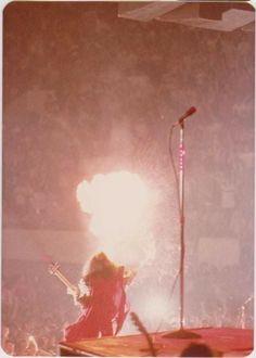 Eric Carr, Vintage Kiss, Kiss Pictures, Love Gun, Kiss Band, Gene Simmons, Rock N Roll, Demons, Sweden