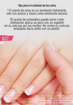 Tips para cuidar tus uñas!!! Cuccio Nails, Snow Nails, Nail Room, Meraki, Perfect Nails, Manicure And Pedicure, Nail Tips, Healthy Tips, Summer Nails