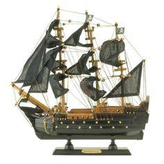 Navio Pirata Pérola Negra (BG-152) | You Do It
