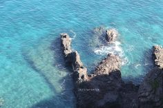 Tanjung adalah daratan yang menjorok ke laut, atau daratan yang dikelilingi oleh laut di ketiga sisinya.