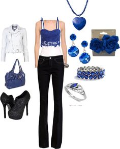 """""""Club Night"""" by forgetmenot49 on Polyvore"""