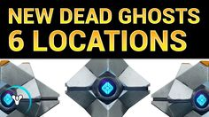 Planet Destiny: The Dark Below 6 Dead Ghost Locations