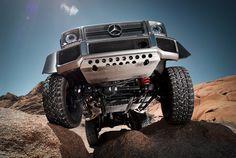 Mercedes-Benz G63 AMG 6x6 « Gear Patrol