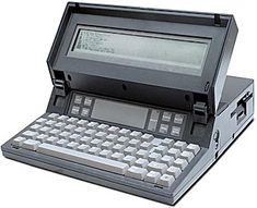 """Manny Fernandez had the idea for a well-designed laptop for executives who were starting to use computers. Fernandez, who started Gavilan Computer, promoted his machines as the first """"laptop"""" computers in May 1983. Some historians consider the Gavilan as the first fully functional laptop computer."""