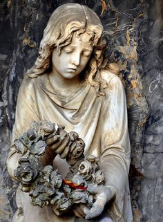 tender gravemarker; ohhh to have such splendor for my own daughters' graves...