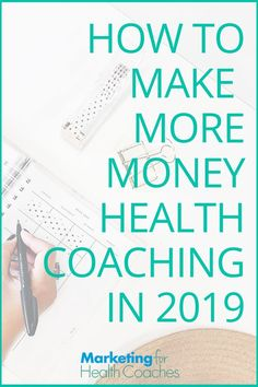 to make more money health coaching in Here's a step-by-step plan for you to kickstart your health coaching business today.Want to make more money health coaching in Here's a step-by-step plan for you to kickstart your health coaching business today. Health And Wellness Coach, Health Coach, Leadership, Blogging, How To Get Clients, Life Quotes Love, Fit Quotes, Mental Training, Yoga Posen