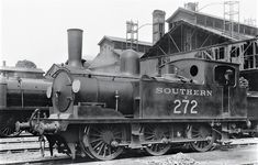 Southern Railways, Steam Locomotive, Great Britain, Shed, Train, Collection, Strollers, Barns, Sheds