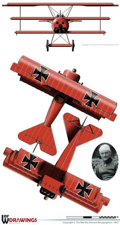 Luftwaffe, Fokker Dr1, Aviation Decor, Flying Vehicles, Airplane Art, Vintage Airplanes, Military Aircraft, Ww2 Aircraft, World War One