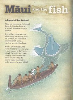 Legends of Maui Whale Song, Magical Power, Folklore, Time Travel, New Zealand, Mythology, Literature, Songs, Traveling