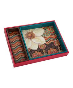 Another great find on #zulily! Gypsy's Closet Nested Tray Set #zulilyfinds