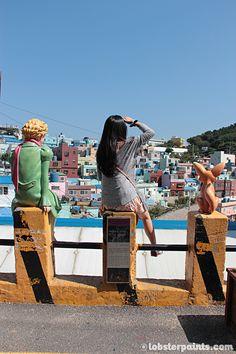 Gamcheon Culture Village | Busan, South Korea