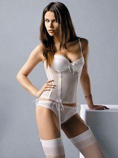 Bustier Bra Top Gracya Paola #wedding #bridal #lingerie