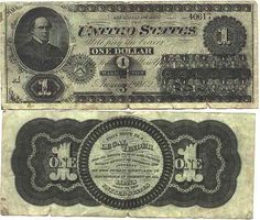 u.s. one dollar bill | united states notes legal tender notes were one of the first issues of ...