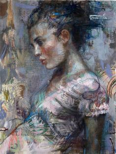 charles dwyer paintings | siren song by charles dwyer repinned from art vi by…