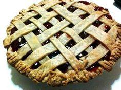 Home Made Cherry Pie