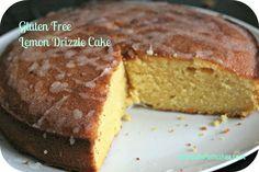 Isle of Tea: Gluten Free Lemon Drizzle Cake * Tea & Bakes Guest Post