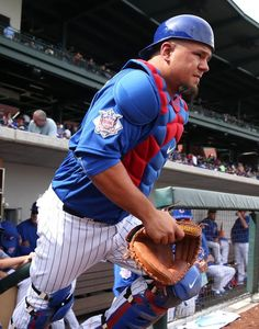 Chicago Sports News, Schedules & Scores Chicago Cubs Baseball, Chicago Bears, Cub Sport, Kyle Schwarber, Chicago Cubs World Series, No Crying In Baseball, Go Cubs Go, Sports Figures, Cubbies