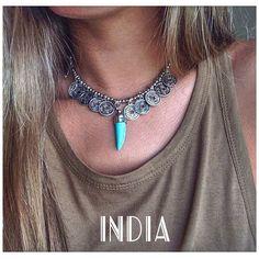 Collar India by Aitana