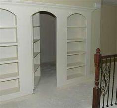 secret doors...