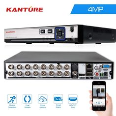 Hi3531 16CH 2688*1520 4MP AHD DVR 6 in 1 CCTV NVR TVI CVI 4MP Network Video Recorder for onvif IP camera System P2P Phone View  Price: $ 188.99 & FREE Shipping   #rc #security #toys #bargain #coolstuff #headphones #bluetooth #gifts #xmas #happybirthday #fun