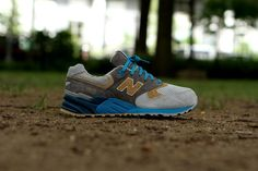 CNCPTS X New Balance 999 - S.E.A.L. | Sneaker | Kith NYC