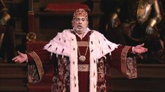 Plácido Domingo in Simon Boccanegra - The Metropolitan Opera